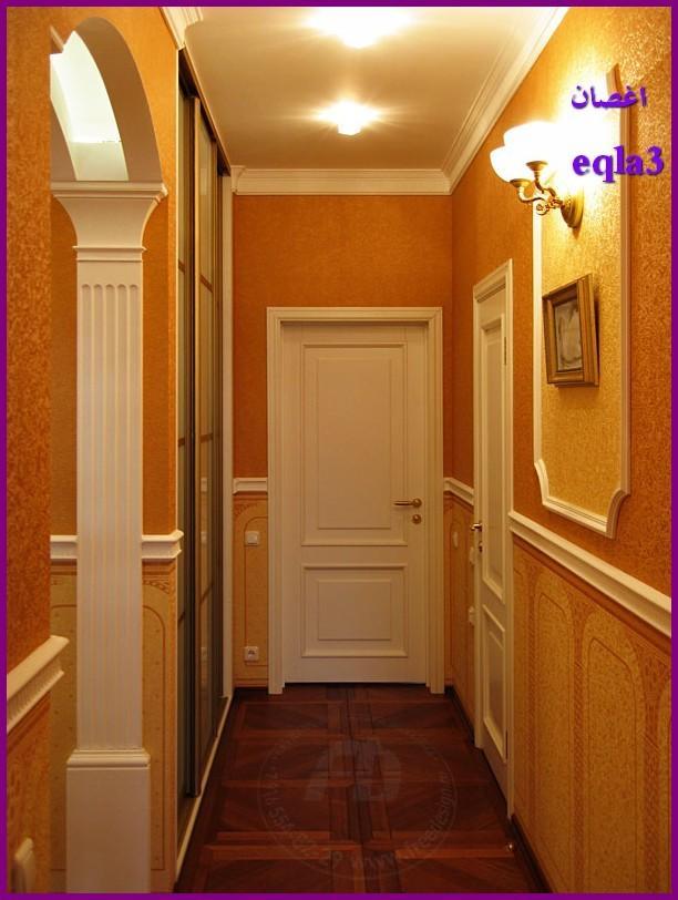 дизайн ремонт узкого коридора в квартире фото