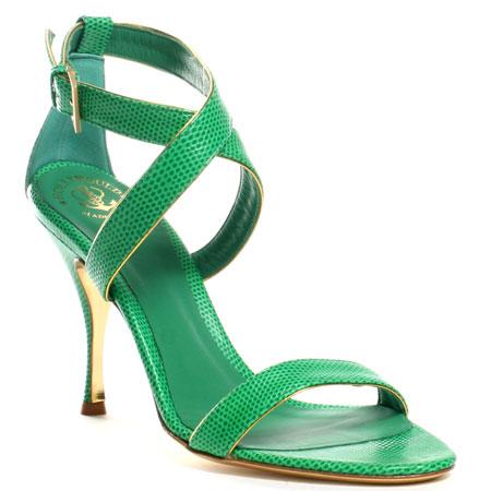أحذية باللون الأخضر جديدة 2012 احذية شيك 2013 احذية حلوة hwaml.com_1286608329