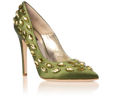 أحذية باللون الأخضر جديدة 2012 احذية شيك 2013 احذية حلوة hwaml.com_1286608330