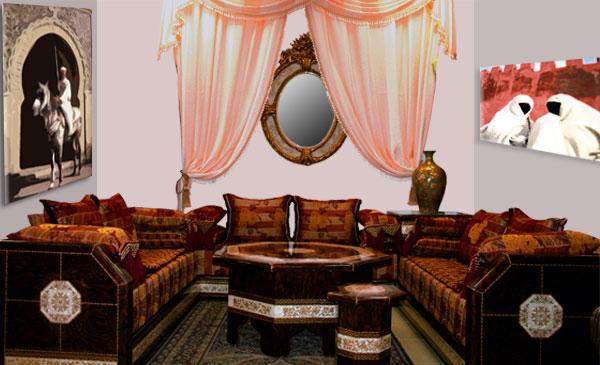 الصالون المغربي ( ديكورات مميزة ) hwaml.com_1287097855