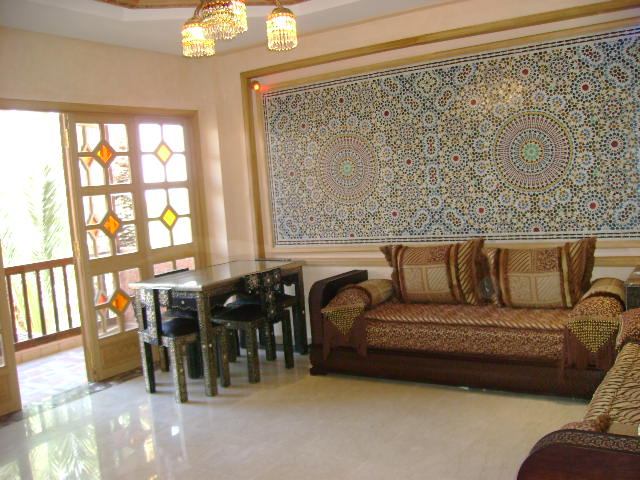 تصاميم الطراز المغربي تصميم جدران مغربيه الطراز المغربي ديكور تصميم داخلي مغربي