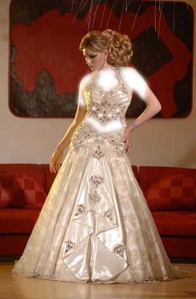 c0d614229 اروع فساتين الزفاف التونسية 2012 - منتديات الخضرة Elkhadra.com