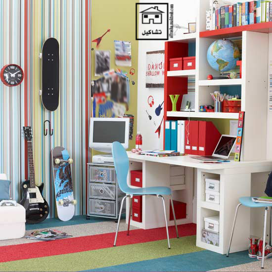 مكاتب اطفال 2014، مكاتب اطفال
