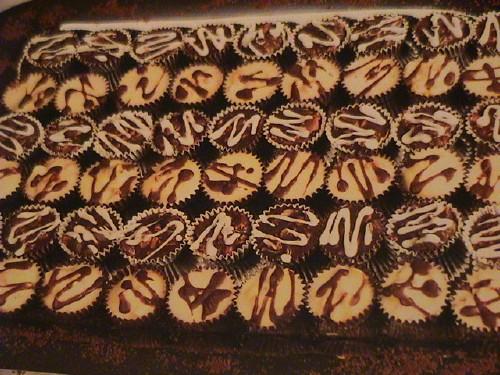 حلويات حلوة - حلوى النيسكافيه والشوكولا