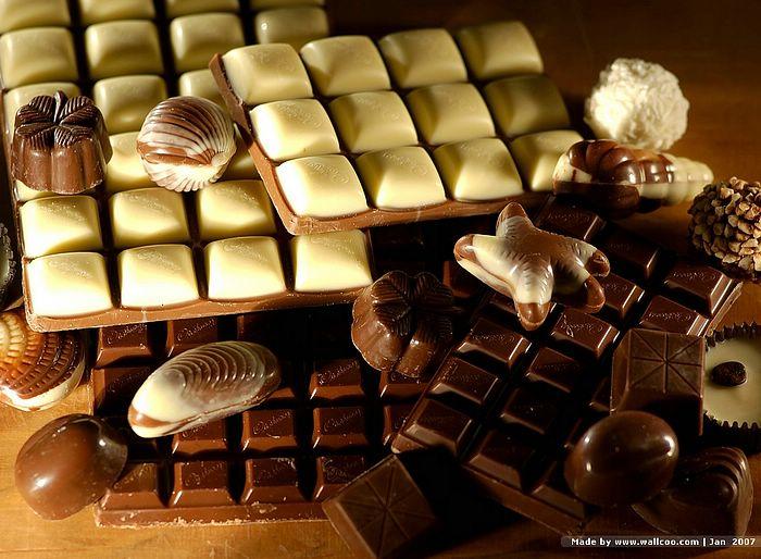 شوكولاتة لعشاق الشوكولاتة