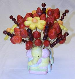 أفكار مبتكرة لتقديم الفواكه بأنواعها