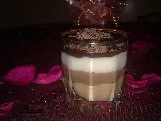 طريقة الاكواب 2013 حلوى الشيكولاته