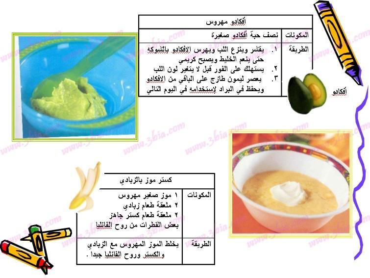 غذاء الاطفال خطوة بخطوة hwaml.com_1302346551