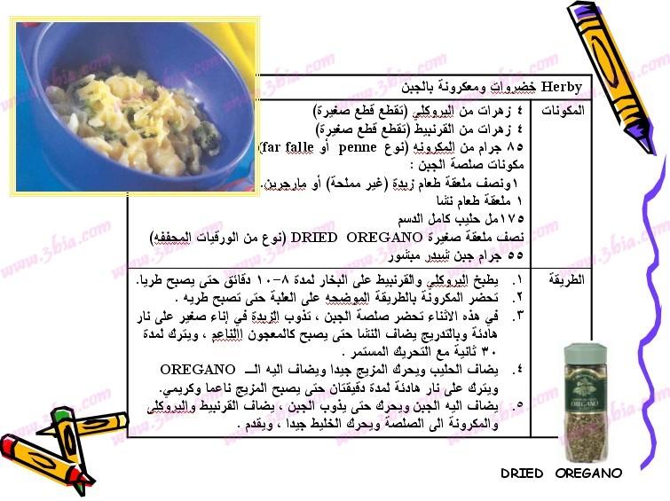 غذاء الاطفال خطوة بخطوة hwaml.com_1302346554