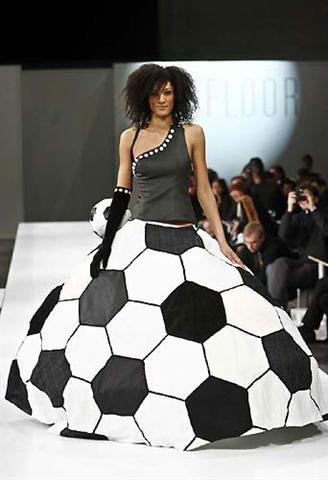 أزياء لكرة القدم