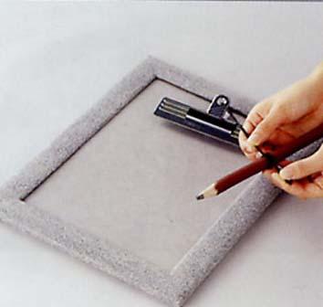 طريقة لوحة أنيقة للملاحظات المذكرات