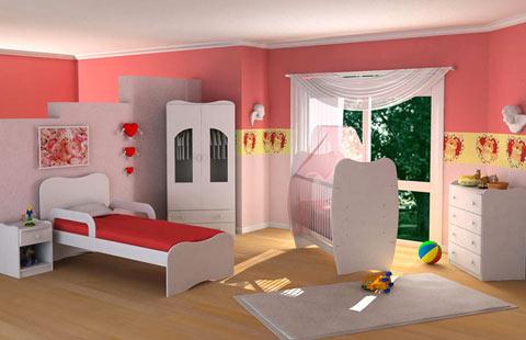 التركيز في اختيار ألوان حوائط غرفة