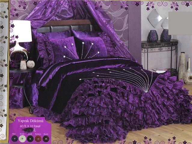 اجمل مفارش سرير 2013