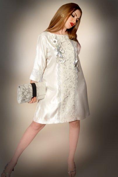 لباس مجلسی دخترانه شیک و زیبا مدل 2014