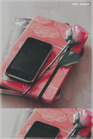 كل الاشياء تبدو اجمل حين اكون معك ~ للآيفون hwaml.com_1312725981