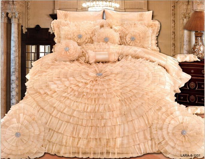 مفارش غرف نوم والتوصيل على ليالي حياكم