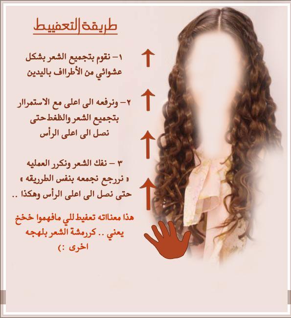 hwaml.com 1316109786 917 طرق تسريح وتجعيد الشعر بالصور2014 روعه