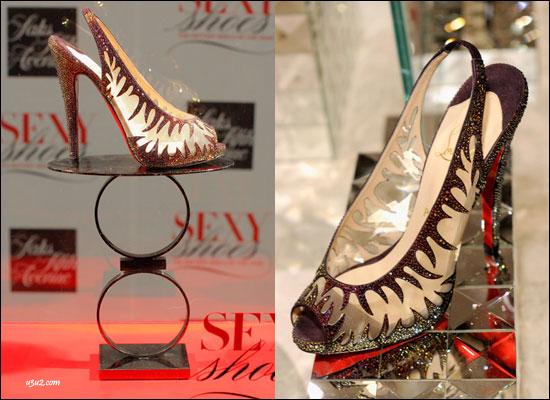 تصاميم احذية جميــلة للمُصمم كريستيان لوبوتان ،،