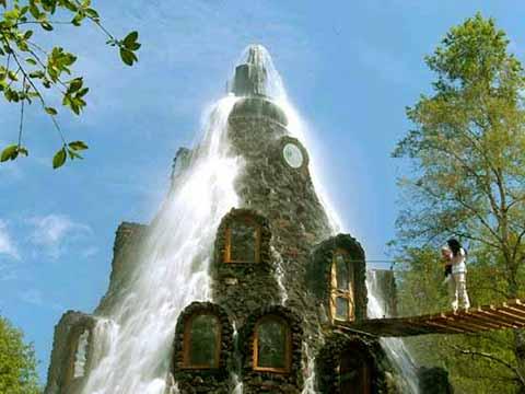 فندق الجبل الساحر