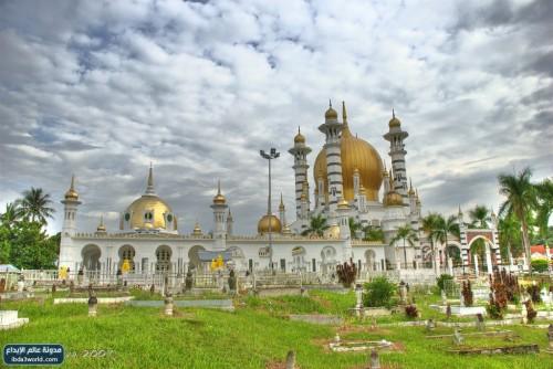 رحلة بالصور لأجمل مساجد العالم hwaml.com_1322672182