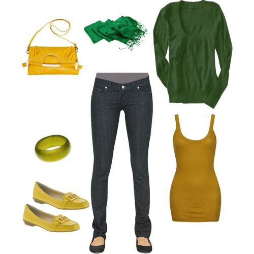 ملابس بناتى 2012 كولكشن جينزات