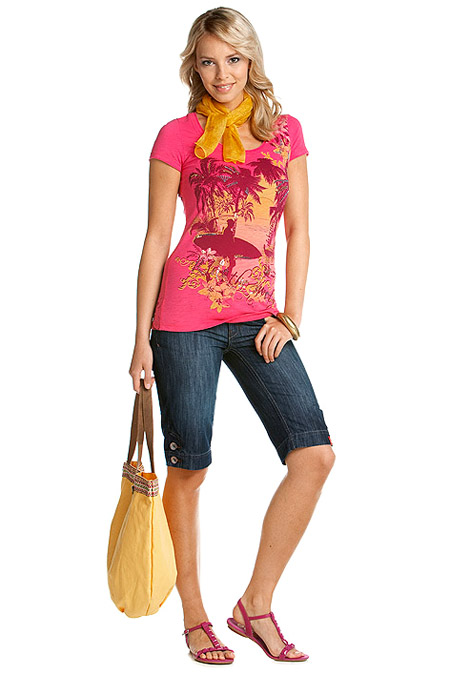 5778c60dccfd4 ملابس صيف 2012 - اجمل ازياء صيفية موضة 2012 مودرن كاجوال - ملابس صيفية 2012