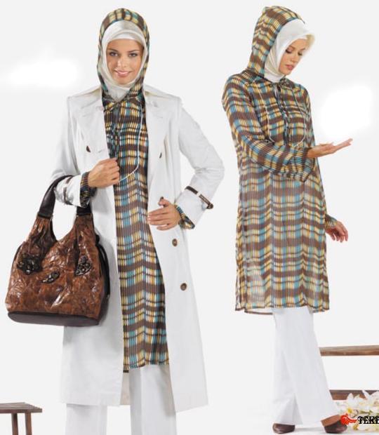 75ae2d87d أزياء حوامل محجبات 2012 ، اجمل ملابس للمحجبات ، ملابس محجبات عصرية 2013