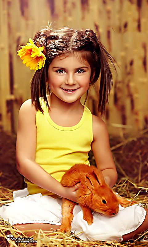 خلفيات اطفال حيوانات اجمل الاطفال