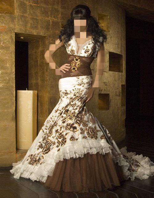صلةفساتين زفاف ولا أروع .. تجعلك أميرة ليلة زفافكفساتين جديدة