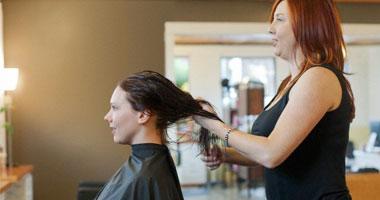 اسباب جفاف الشعر علاج جفاف