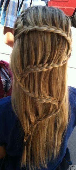صور تسريحات شعر طويل جديدة - Pictures new hairstyles long hair
