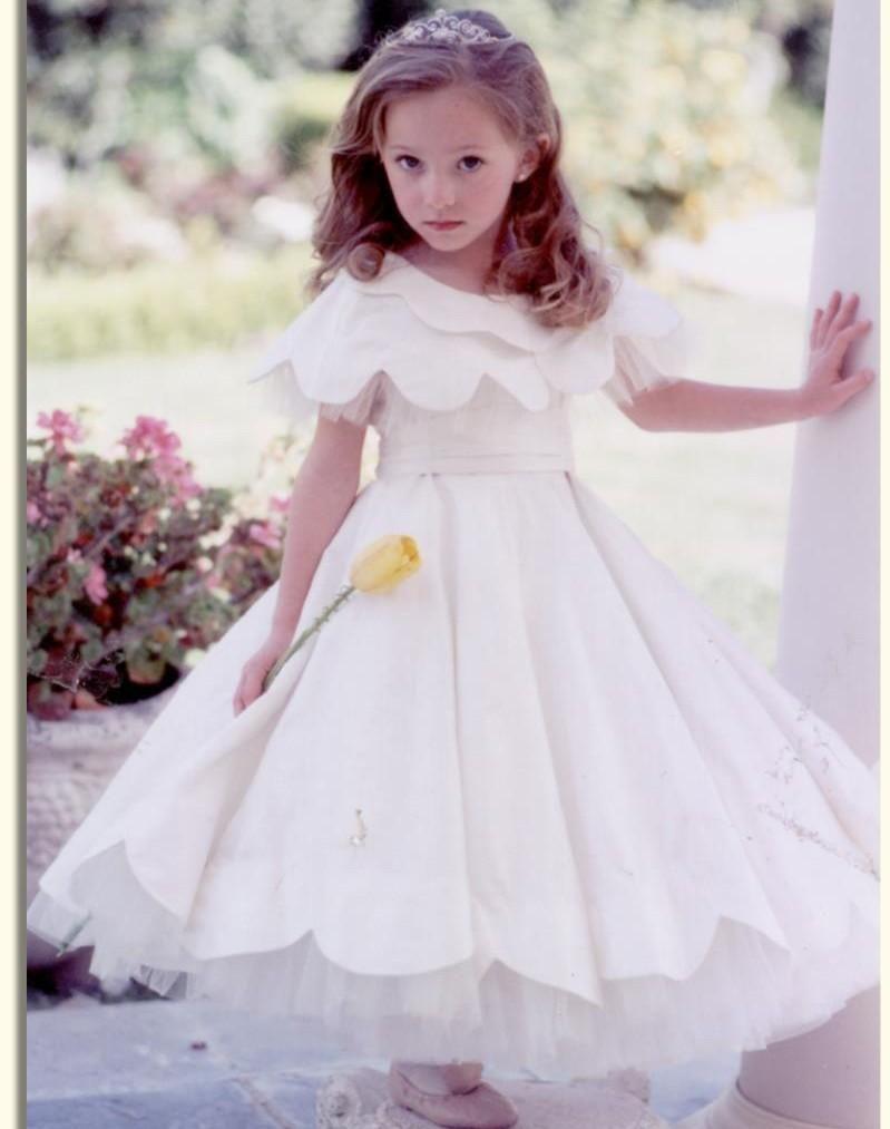 d16aab4d6599d فساتين افراح للاطفال 2014 - فساتين زفاف اطفال 2014