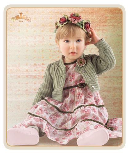 05ee813d5c34e ملابس اطفال شتوية بنات لعيد الفطر 2013