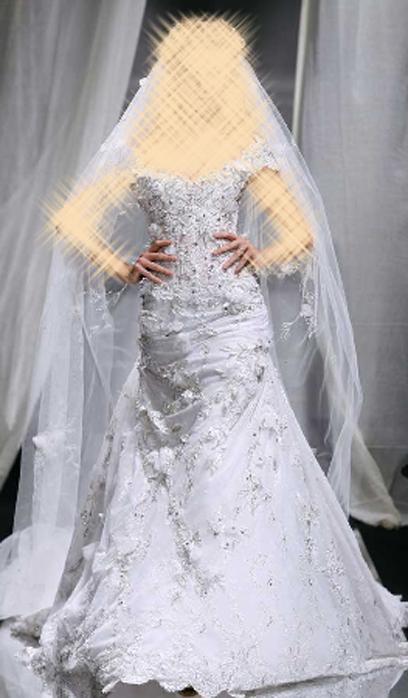 فساتين زفاف ............