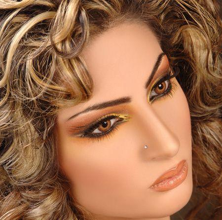 f95b2d616469f مكياج عيد الفطر 2012 ، مكياج للعيد 2012 ، مكياج ناعم للعيد 2012 ...