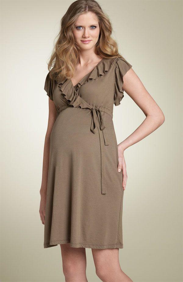 9ec3bdb91fb0b ازياء للحوامل مودرن 2012 ، ملابس متنوعة للحوامل ، اجمل ملابس خروج للحوامل  2013