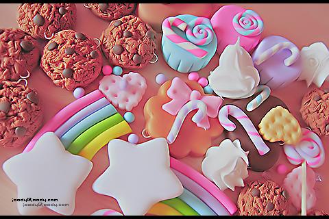 صور ماسنجر حلوى العيد 2012 صور للماسنجر