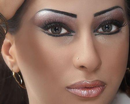 مكياج لبناني مكياج لبناني ميكاب