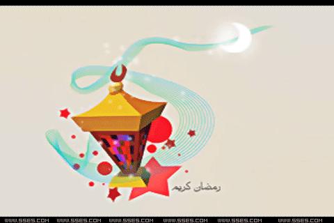 خلفيات بلاك بيري رمضانيه اجمل