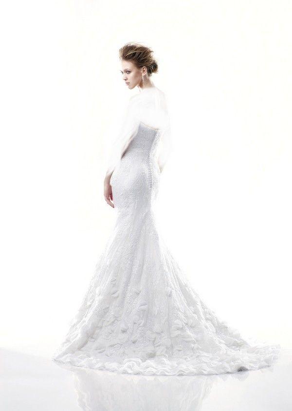 فساتين زفاف للمصمم وسام شماس