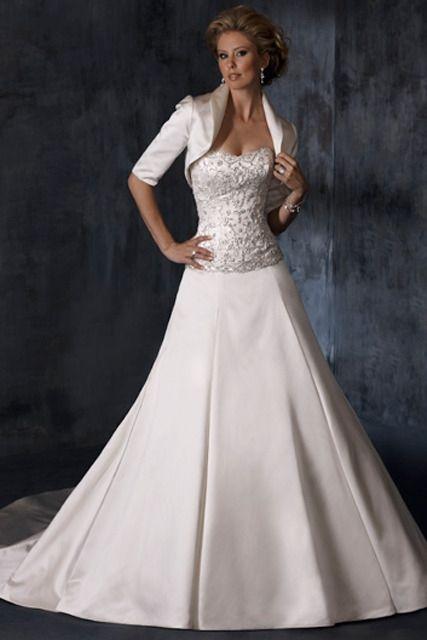 فساتين شتويه للعرايس فساتين زفاف
