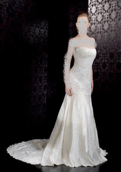 فساتين زفاف ايطالى اجمل ازياء