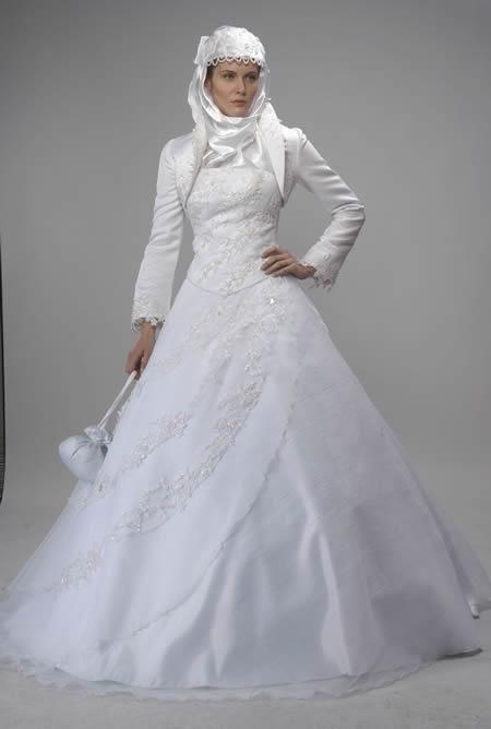 احدث فساتين الزفاف فساتين زفاف