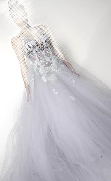 فساتين تاخد العقل للعروسه 2013