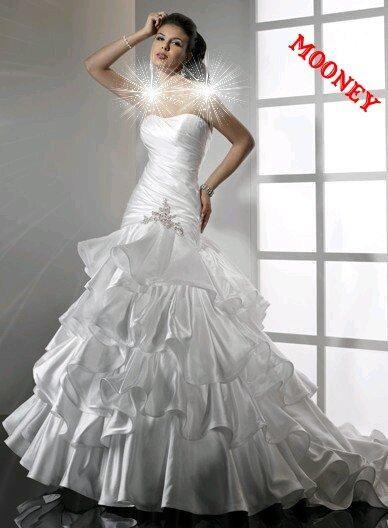 موديلات عالمية لفساتين الزفاف 2012 موديلات فساتين زفاف 2013 فساتين