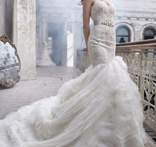 فساتين للعروس 2021  ..........