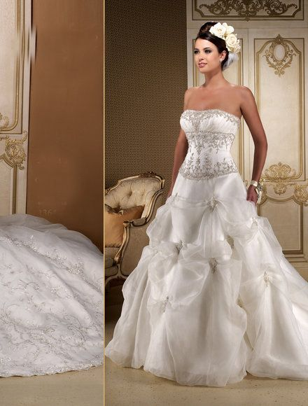 5f1034dee9d58 ستايل فساتين اعراس رائع 2012 ، موضة فساتين الزفاف 2013 ، احدث موضة ...