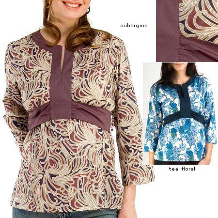ملابس ناعمة للحوامل2014 اجمل استايلات