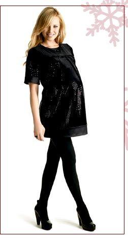 ازياء انيقة للحوامل 2012 ملابس