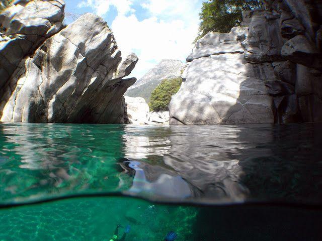 سبحان الله اروع وانقى نهر في العالم شفاف مثل الكريستال hwaml.com_1338048510